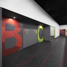 KALORIAS Club by Estúdio AMATAM, Montijo – Portugal » Retail Design Blog