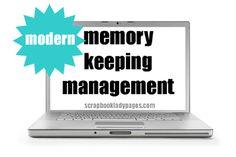 Modern Memory Keeping Management