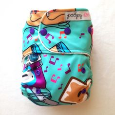 We Be Jammin' AI2 :: Poopy Doo Cloth Diapers