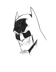 Batman by Bob McLeod
