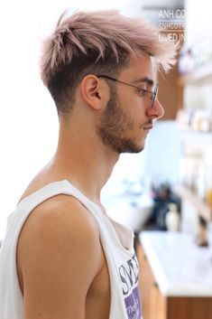 Top 5 Male Hair Trends To Try Pretty Followme Lastminutestylist Dapper Men Haircuts Mens Haircuts 2020 Men Men Hair Color Hair Styles Dyed Hair Men