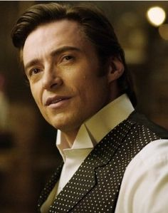 "Hugh Jackman as Robert Angier in ""The Prestige"" (2006)"