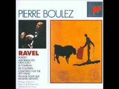 Ravel: Concerto for the Left Hand - Boulez