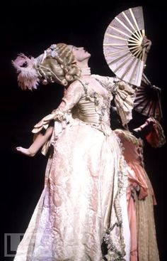 Madonna Turns Aristocrat  Madonna summons her inner Marie Antoinette at the 1990 MTV Video Music Awards.
