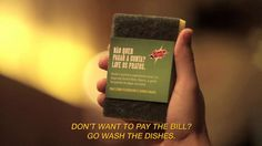 Scotch-Brite - Wash Your Bill