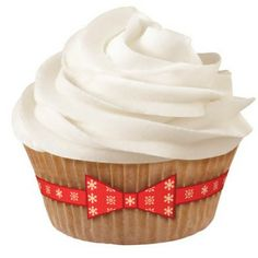 Homemade for the Holidays Ribbon Cupcake Kit