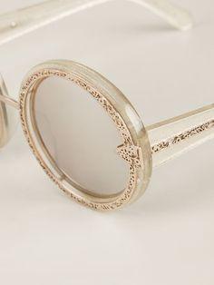 7feca41622f6 Shop Karen Walker Eyewear  Orbit Filigree  sunglasses in Laboratoria from  the world s best independent