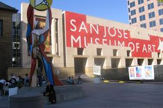 Reserve passes to the San Jose Museum of Art with your library card.  http://discover.santacruzpl.org/