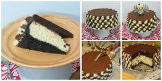 Para mi cumple 45: base de galletitas oreo + cheesecake de maracuya + Victoria Sponge Cake de chocolate con relleno de ganache de chocolate semiamargo y decoración en forma de pétalos en ganache de choco semiamargo y blanco