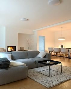 Trendy Home Furniture Livingroom Couch Inspiration Minimalist Living Room, Cheap Home Decor, Living Room Decor Apartment, Living Room Interior, Home Remodeling, Interior, Home Furniture, House Interior, Trendy Home
