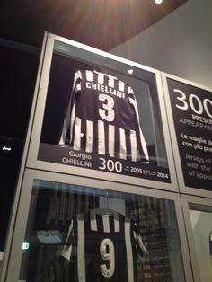 Juventus Museum-Maglia di Giorgio Chiellini Juventus Stadium, Juventus Fc, Broadway Shows