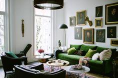 A Design Lover's Sanctuary in Notting Hill   Design*Sponge