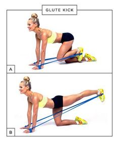 Firm Your Belly, 6 Moves to Get Crop-Top-Worthy Abs - (Page 6) #resistancebands