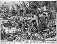 """Pieter Brueghel the Elder was an innovative Flemish Renaissance painter and printmaker, known for his sweeping landscapes and peasant scenes. He was apprenticed early in his life to painter Pieter Croecke van Aelst, and in 1551 around the age of 26 he as accepted into a painter's guild in Antwerp as a master painter.   His nickname was """"Peasant Brueghel,"""" as he would often don peasant's clothing and attend social gatherings and weddings, in order to mingle and interact with the locals, and…"""