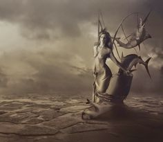Surreal world by Amandine Van Ray