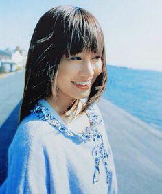 Maeda Atsuko ( ∵ )