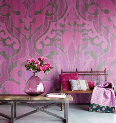 Love. Perini Wallcovering.