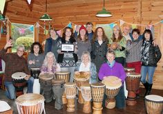 The enthusiasm from these guys on our African Drumming experience @hiltoncourt on Saturday was infectious...makes all the hard work worthwhile #thesmilefiles #taketimeout #playsmartlivewell #pembrokeshire #wales