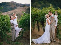 Vineyard Wedding, Pyrenees Vineyard, Hurtienne Photography, Oregon Wedding Photographers, bride and groom, Pose for Bride and Groom, Vintage Wedding Dress, Couples
