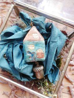 Woodland Cottage necklace.