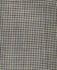 Lauren Ralph Lauren Check 100% Wool Pleated Dress Pants - Black 36x34