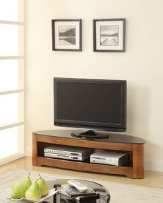 JF209B TV Stand In Walnut By Jual Furnishings 1250 X 340 450mmSuitable
