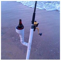 Beer+fishing=FUN