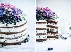 Summer Cakes, Marble Cake, Cheesecake Brownies, Pavlova, Bellisima, Tiramisu, Panna Cotta, Blueberry, Food And Drink