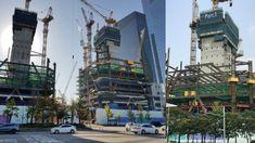 Avances proyecto En Construcción  Parc1 Tower 333m - Seúl Corea del Sur ...