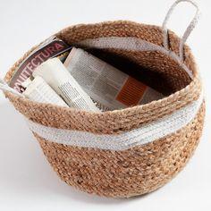 Beachcrest Home Hypoluxo Wicker Basket  Reviews | Wayfair.co.uk