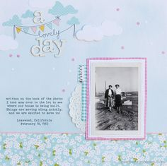 A Lovely Day! by Mary Ann Jenkins @2peasinabucket