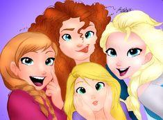 Princess Selfie by CarlynnRose on DeviantArt