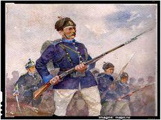Pe 12 februarie 1878 trupele române au pătruns în Vidin. Cucerirea Vidinului a încheiat participarea victorioasă a armatei române la Războiul de Independență. Romania, Painting, Art, Art Background, Painting Art, Kunst, Paintings, Performing Arts