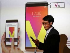 New model smart phone V20, the first Android 7.0 Nougat has been launched by LG. #Technology #updates from http://www.chennaiungalkaiyil.com.