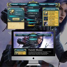 Fantasy UI