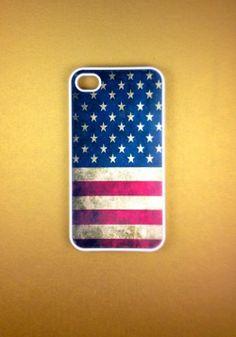 Iphone 4 Case - US Flag Iphone 4s