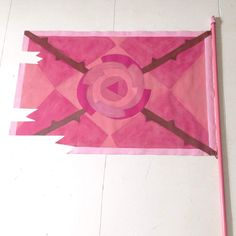 Rose Quartz Flag