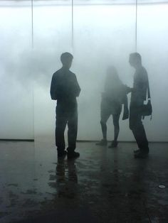 Antony Gormley: we're all walking in the fog trying to find where to go, trying to find what life has in store for us Hayward Gallery, Hospital Design, Antony Gormley, Installation Art, Art Installations, Exhibition Display, Seascape Paintings, Monochrome Photography, Japanese Artists