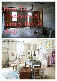 garage umbauen arbeitszimmer einrichten möbel | house | pinterest ... - Wohneinrichtung In Garage