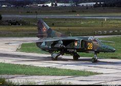 Soviet MiG-27 Flogger