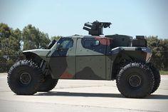 Combat Guard 4x4 Armored Vehicle