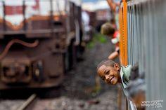 Belo Horizonte à Vitória de trem