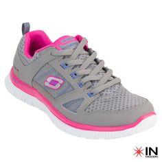 #Skechers Flex Appeal Adaptable Tamanhos: 35 a 39  #Sneakers