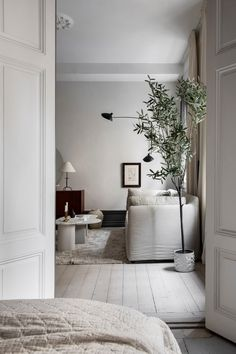 This Stunning Stockholm Apartment Could Be Yours (If Only It Came With The Furniture!) - - my scandinavian home: This Stunning Stockholm Apartment Could Be Yours (If Only It Came With The Furniture! Scandinavian Interior Design, Nordic Design, Scandinavian Apartment, Scandinavian Lighting, Scandinavian Style Home, Scandinavian Furniture, Contemporary Interior, Modern Furniture, Furniture Design