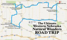 The Ultimate Western Nebraska Natural Wonders Roadtrip