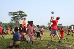 Simone's Kids Trip 2014 Hope In God, Soccer Match, Primary School, Travel With Kids, Uganda, Elementary Schools