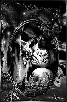 Samhain Halloween, Halloween Gifts, 4th November, Grim Reaper, Goth, Darth Vader, Animation, Dark, Skulls