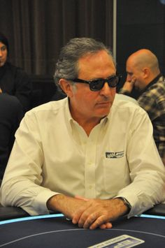 Michel Abécassis. #Winamax #poker