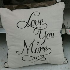I saw this pillow in Wal-Mart and I thought of Michael Jackson