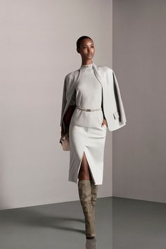 Halston Heritage Pre-Fall 2015 Collection Photos - Vogue#1